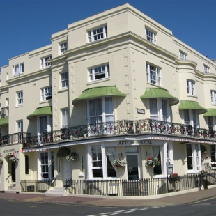 Sale of The Afton Hotel in Eastbourne