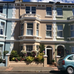 Sale of The Loriston Guest House in Eastbourne