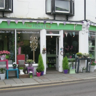Sale of The Flower Bar in Hertford