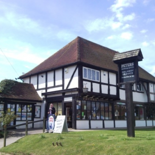 Sale of Peter's News in West Sussex