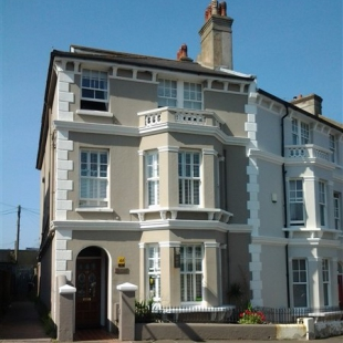 Sale of Gyves House in Eastbourne
