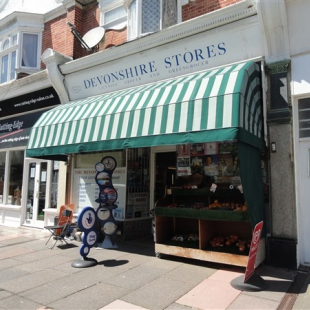 Sale of Devonshire Stores in Eastbourne