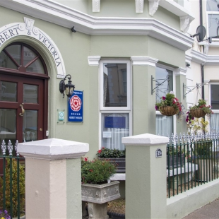 Sale of the Albert & Victoria Guest House Close to Eastbourne Seafront