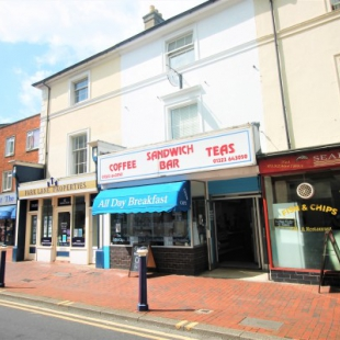 Sale of Mixed-Use Investment Property in Eastbourne