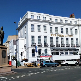 Sale of the Pier Hotel in Eastbourne
