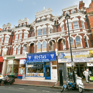 Sale of Freehold Mixed-Use Property in Eastbourne