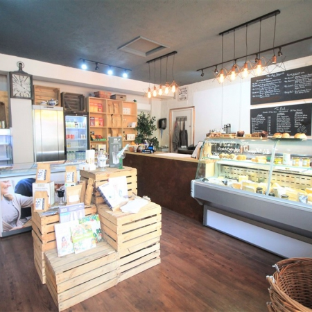Modern Deli & Local Produce Shop in Hailsham, East Sussex