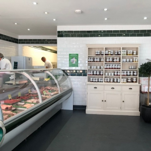 Family Butchers in High Street Location