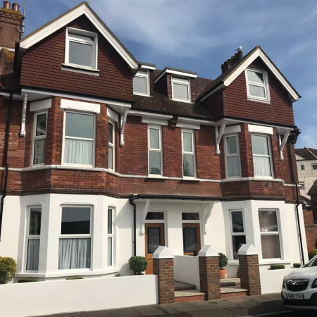 Non-trading 6 Bedroom Guesthouse in Eastbourne, East Sussex.