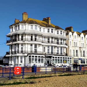 35 Bedroom Seafront Hotel in Eastbourne
