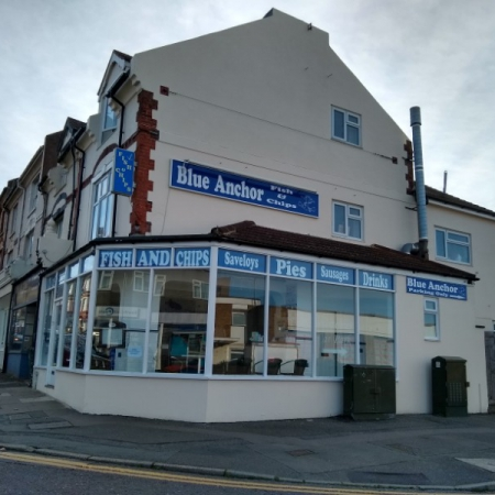 Fish & Chip Shop with Spacious Accommodation