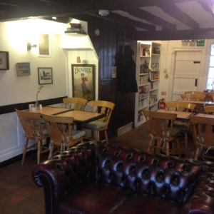 Cafe & Accommodation in Halstead For Sale
