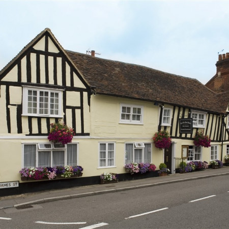 Grade II Listed Restaurant, Tea Room, Cocktail Bar in North Essex Village For Sale