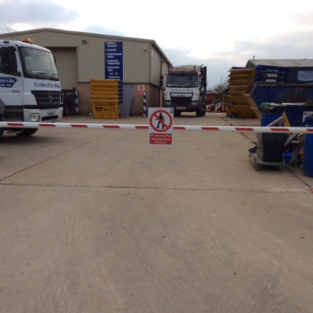 Skip Hire & Waste Transfer Business in Clacton-on-Sea