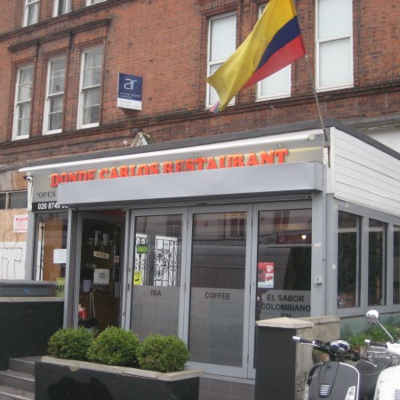 Renowned and Highly Regarded Licenced Colombian Restaurant London W12