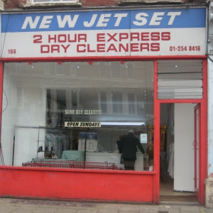 Long Established Dry Cleaners London N16 For Sale